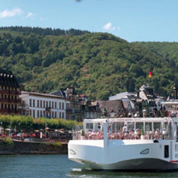 Win a Viking 2015 Danube Waltz Christmas Cruise!