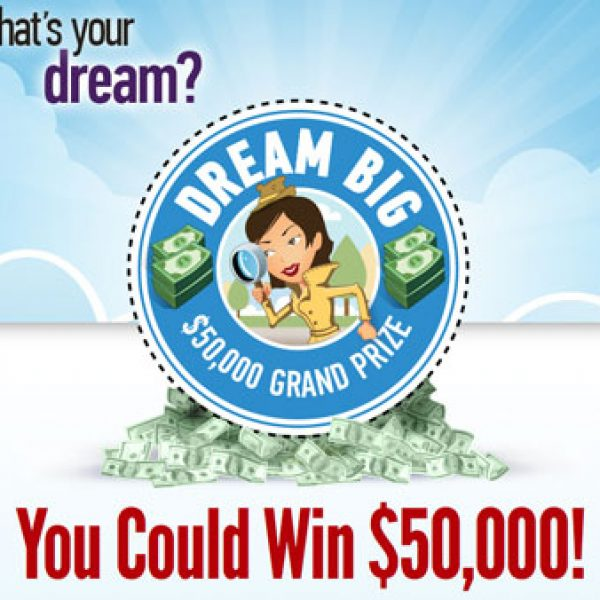 Win $50,000, Walmart Gift Cards, Digital Cameras, Amazon Fire TVs, and More!