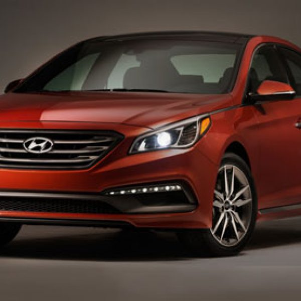 Win a 2015 Hyundai Sonata 2.0T with Ultimate Package