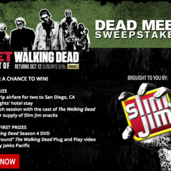 Win a Trip to San Diego to meet the Cast of The Walking Dead and More