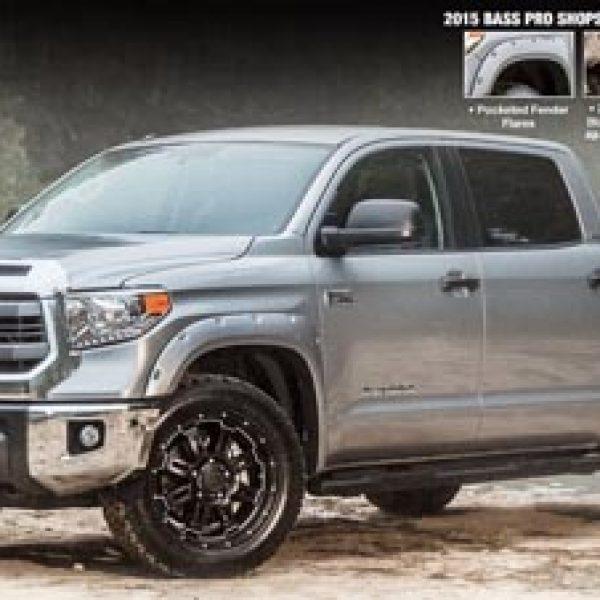 Win a 2015 Toyota Tundra & Cash!