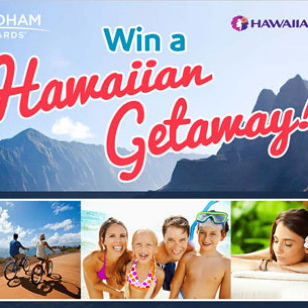 Win a Luxurious Trip for Two to Hawaii