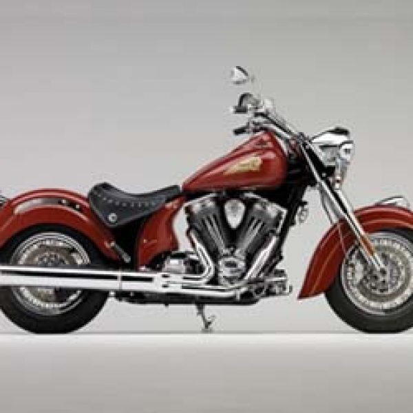 Win an Indian Motorcycle, Truck & Trailer!