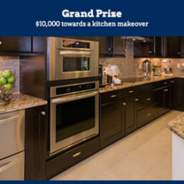 Win a $10,000 Kitchen Makeover and Coupons for 25 Free Kraft Products