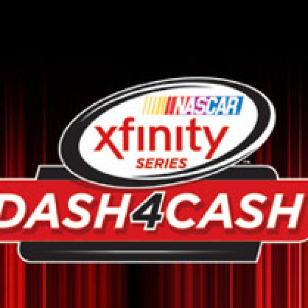 Win $100,000 from Nascar