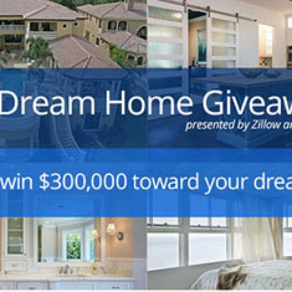 Win $300,000 cash from Zillow