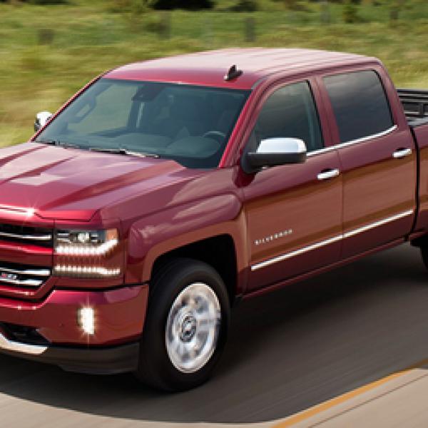 Win a Chevy Silverado & Vacation!
