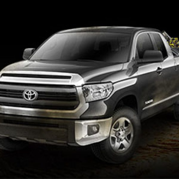 Build Your Tundra Sweepstakes!
