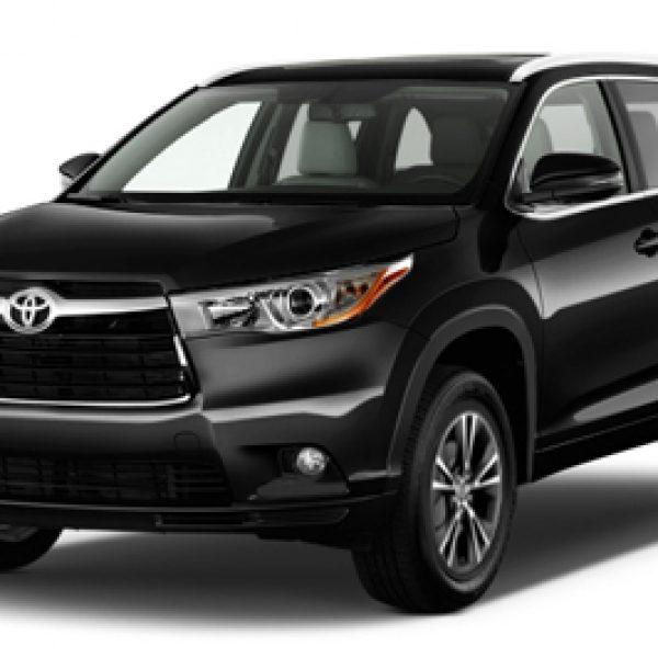 Win a $45,000 Toyota Highlander Prize Pack!