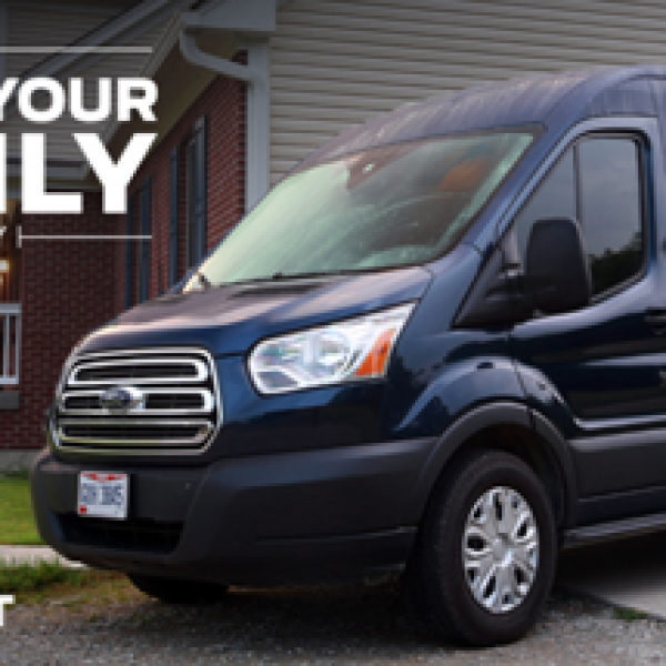 Ford Fit For Your Family Giveaway!