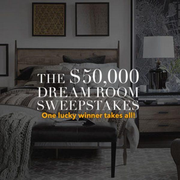 Ethan Allen $50K Giveaway!