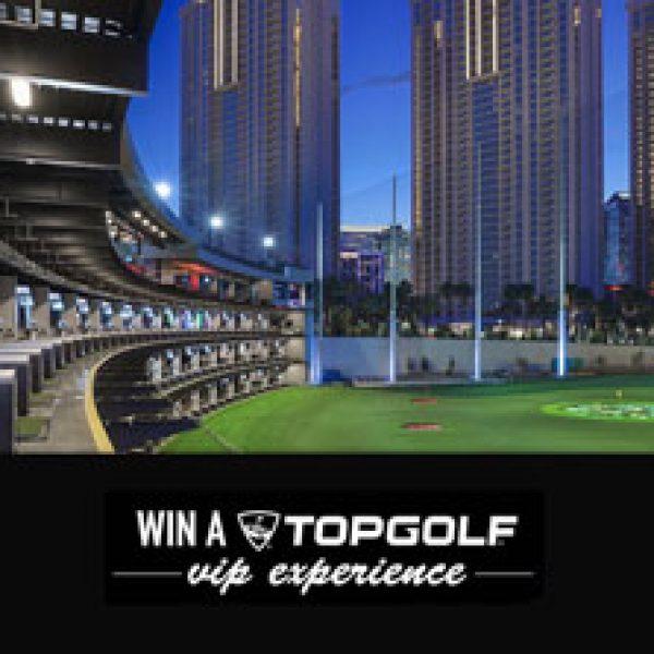 Win a Las Vegas Top Golf Experience!