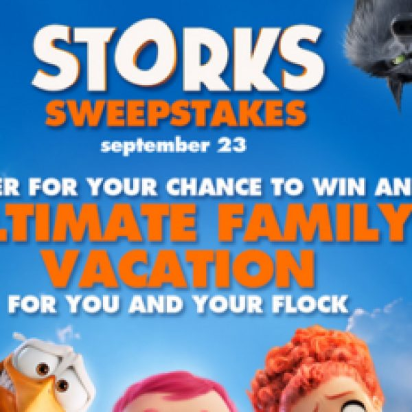 Win $2,000 and a trip for four that includes airfare to anywhere inside the US!