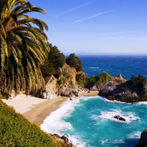 Win a Trip to Big Sur, Cash, and Shopping Spree!
