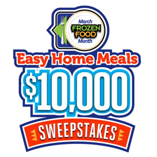 Easy Home Meals $10,000 Sweepstakes!
