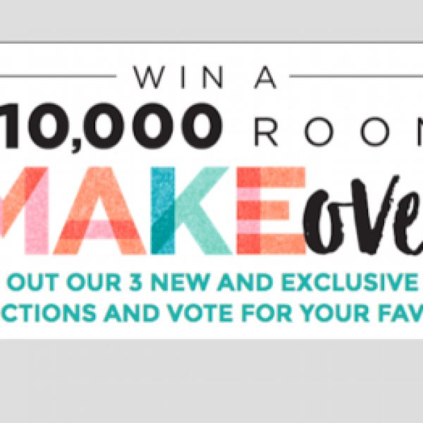 Win $5,000 cash and Michaels decor worth $5,000!