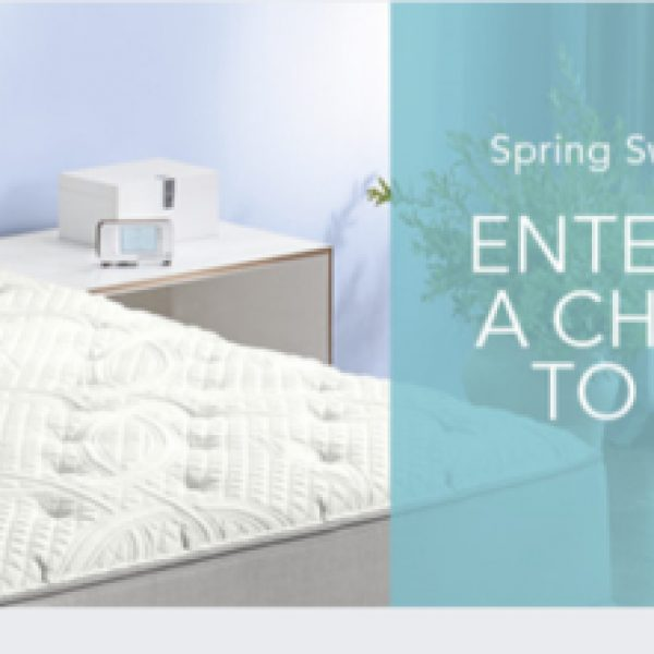Win a AirFit classic pillow and Queen Sleep Number p5 mattress set and more!