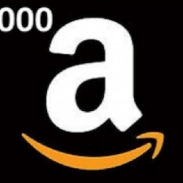 Win a $1,000 Amazon gift card!