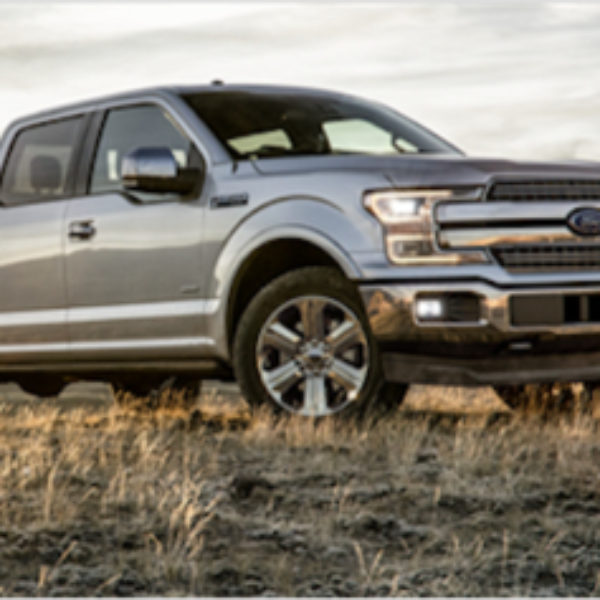Win a 2018 Ford vehicle of your choice!