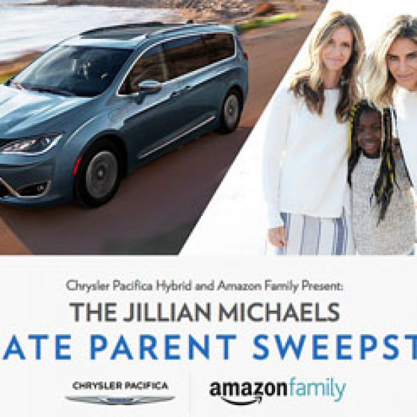 Win a Chrysler Pacifica Hybrid & $1,000 Amazon Gift Card!