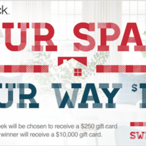 Win a $10,000 Overstock.com gift card!