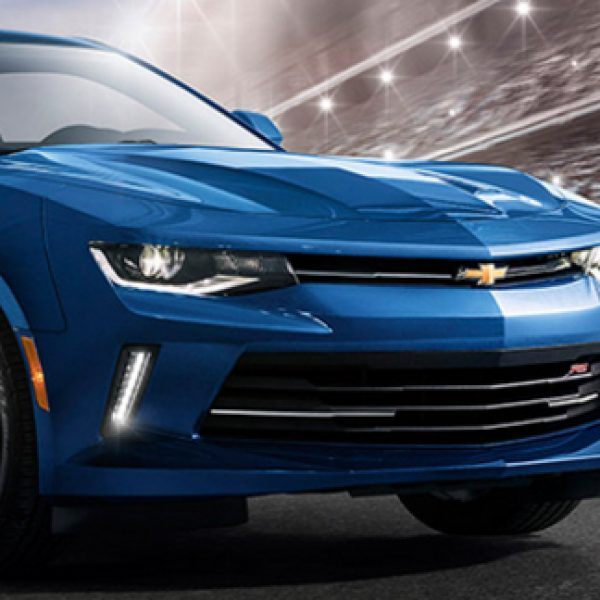 Win a 2018 Chevy!