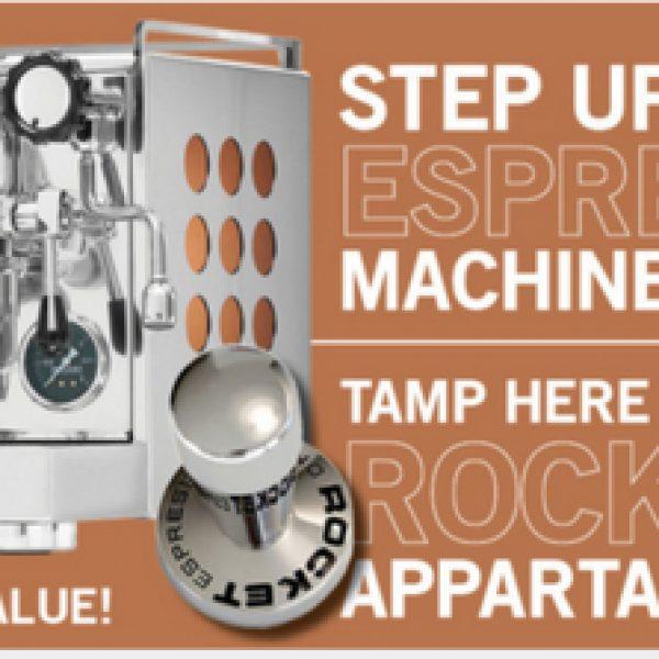 Win a Rocket Espresso Appartamento espresso machine!