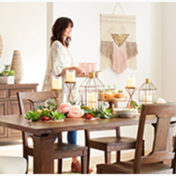 Win a $1,000 Pier 1 Imports gift card!