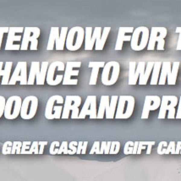 AutoZone's $30,000 Sweepstakes & Instant Win Game!