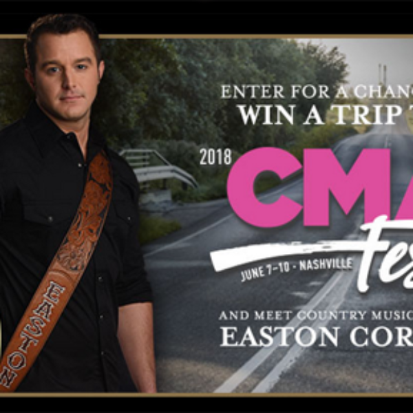Win a $10,000 Trip to Nashville!