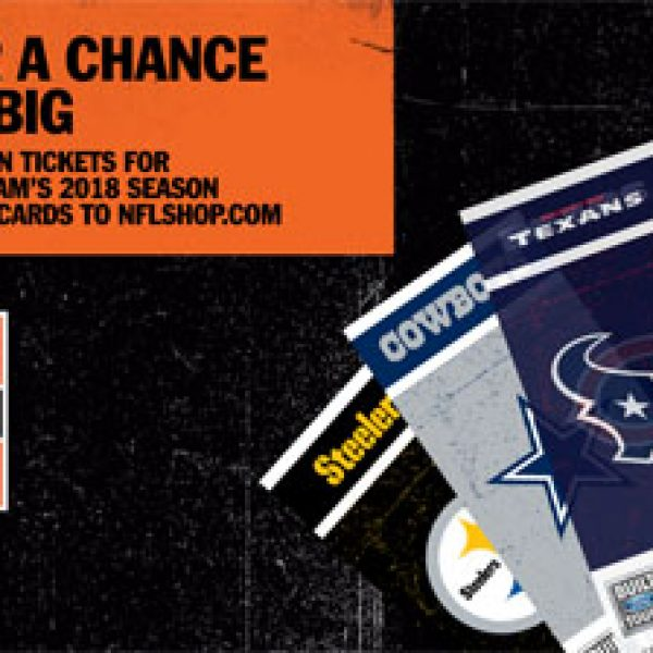 Ford's Toughest Ticket Sweepstakes!
