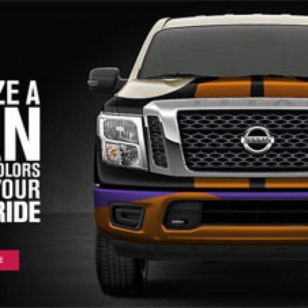 Nissan's Die Hard Fan $42,000 Sweepstakes!