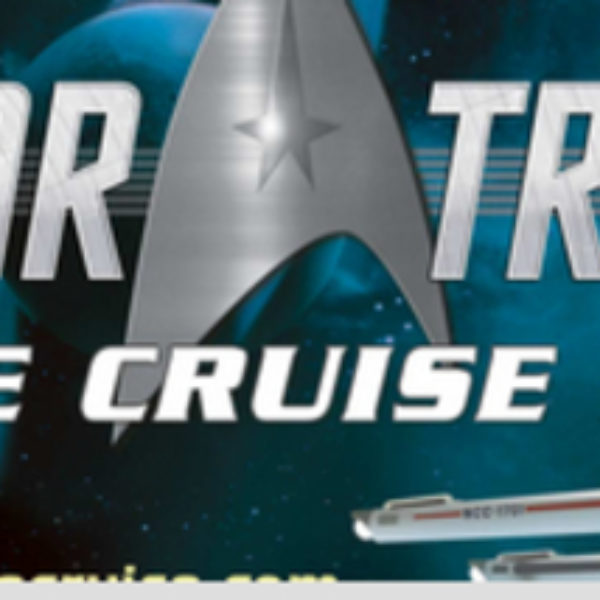 Win a Star Trek: Cruise trip for two to some great places!
