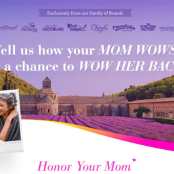 Moms Who Wow Sweepstakes!
