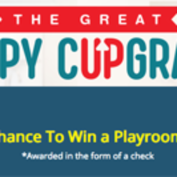 Win a $4,500 Playroom Makeover!