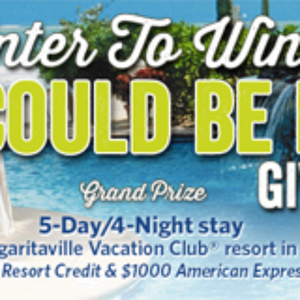 Win a 4 Night Trip to Puerto Rico!