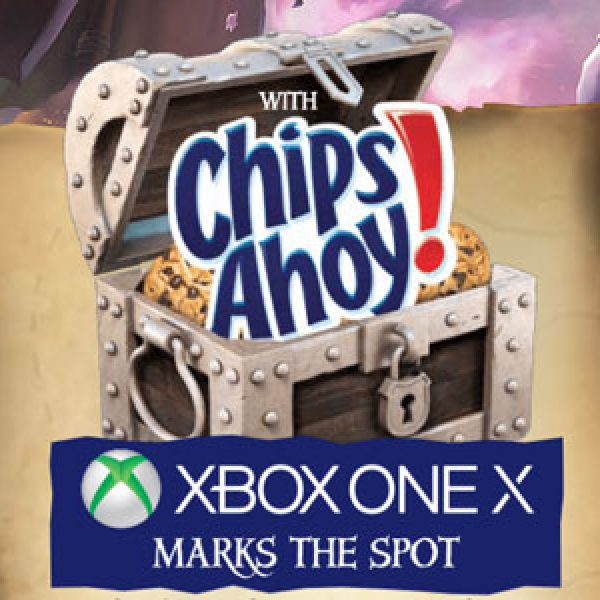 Chips Ahoy: Win an Xbox One X game console and more