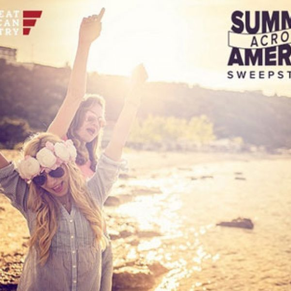 Summer Across America Sweepstakes: Win $25,000!