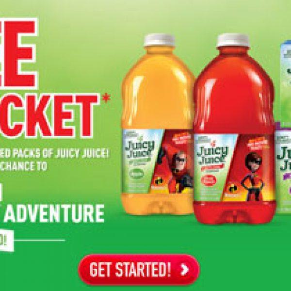 Juicy Juice: Win $10,000