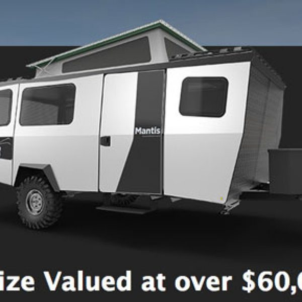 One Country: Win a Taxa Outdoors Mantis Camper worth $60,000!
