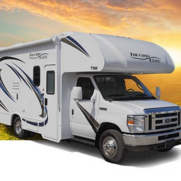 Camping World: Win a 2019 THOR Freedom Elite RV