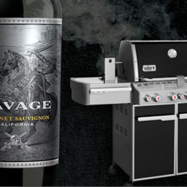 Ravage Wines: Win a Weber grill