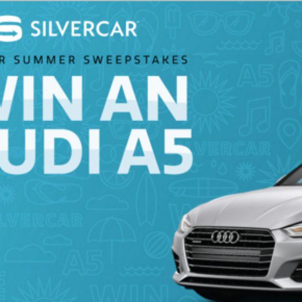 Win an Audi A5 car!