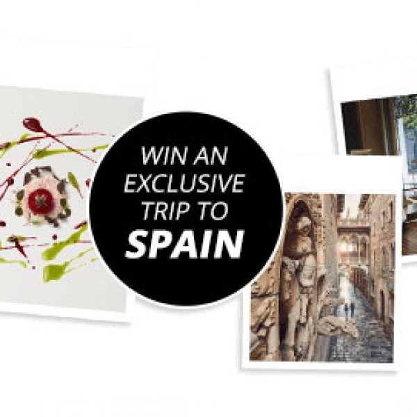 Win an Exclusive Trip to Spain