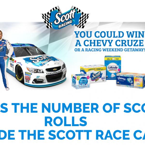 Scott: Win a 2019 Chevy Cruze