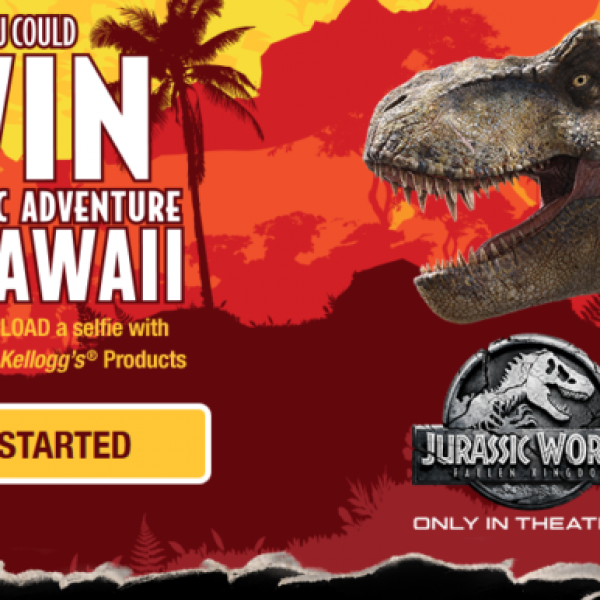 Kellogg's: Win a $9,000 Trip to Hawaii or GoPro Cameras