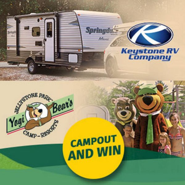 Great American Campout: Win a Springdale Mini 1800 RV