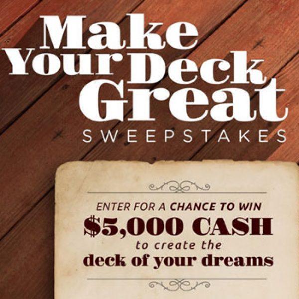HGTV: Win $5,000