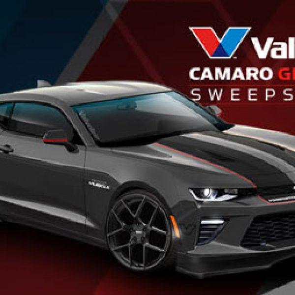 Powernation TV: Win a 2017 Chevrolet Camaro SS