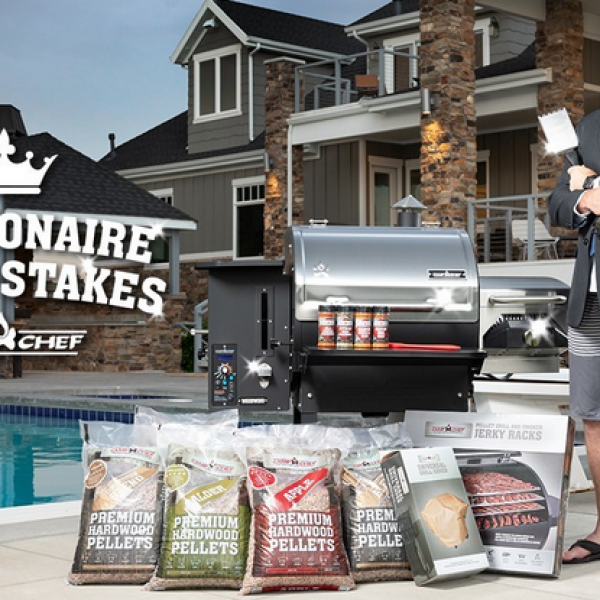 Camp Chef: Win a Woodwind SG Pellet Grill and more